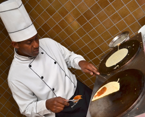 Buffet de Crepe - Sobral Gastronomia - 097213982164