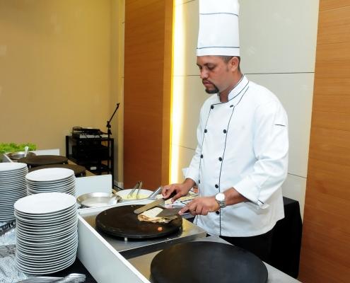 Buffet de Crepe - Sobral Gastronomia - 3123213
