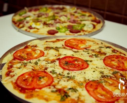 Pizza Margherita - Sobral Gastronomia