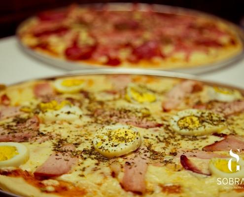 Pizza Portuguesa - Sobral Gastronomia