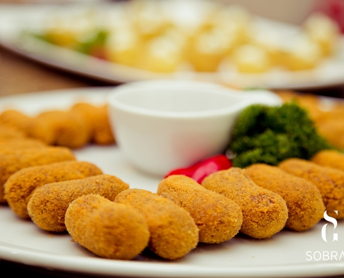 Croquete - Sobral Gastronomia
