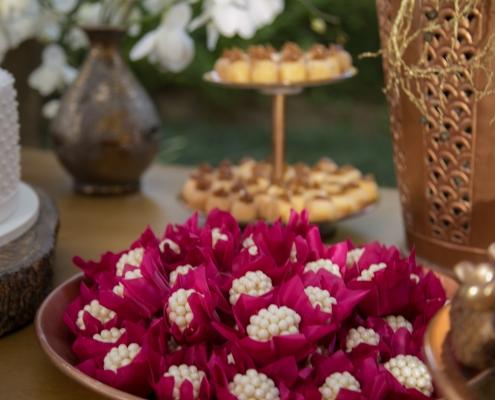Decoração - Mesa de Casamento - Sobral Gastronomia 2313
