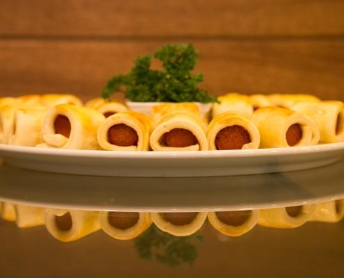 mini hot dog - Sobral Gastronomia