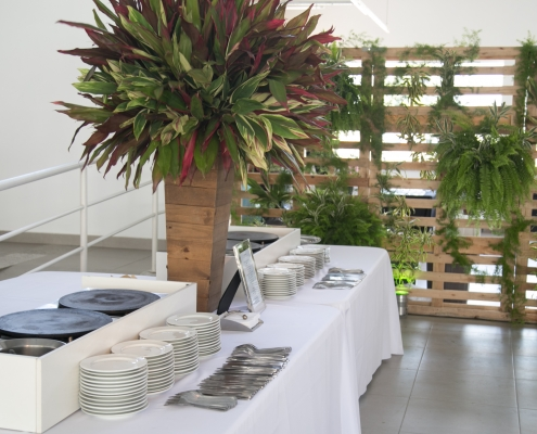 Mesa - Buffet de Crepe - Sobral Gastronomia