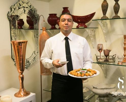 Garçom - Evento - Sobral Gastronomia