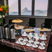 Mesa de Coffee Break - Sobral Gastronomia 341