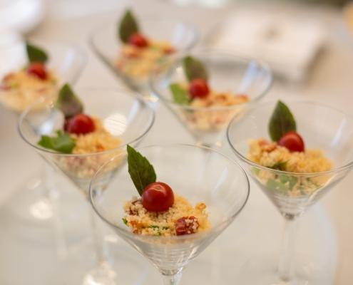 Cuscuz Marroquino - Sobral Gastronomia