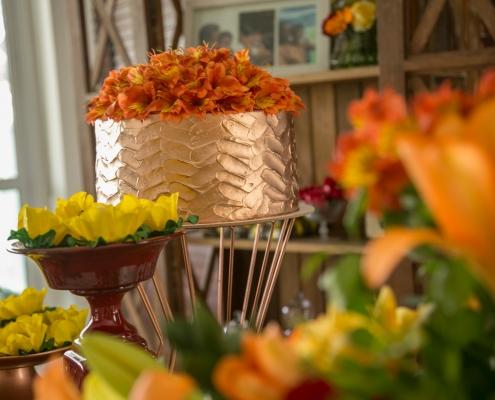 Decoração de casamento - Sobral Gastronomia
