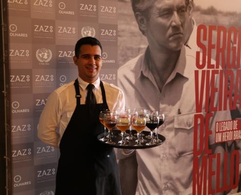 Evento - Sergio Vieira de Mello - O legado de um herói brasileiro - Sobral Gastronomia