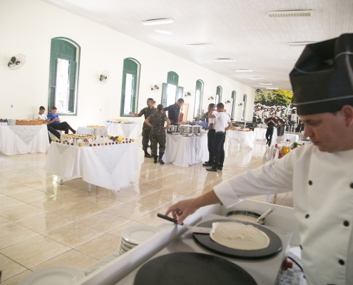 Buffet de Crepe - Exército - Sobral Gastronomia