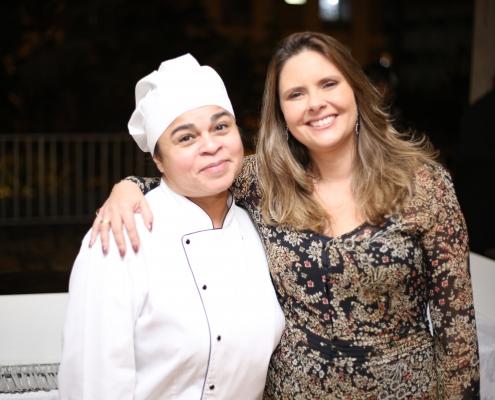Eventos - Marcia e Cliente - Sobral Gastronomia