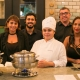 Marcia Mendes com equipe - Sobral Gastronomia