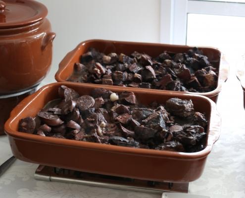 Buffet de Feijoada - Sobral Gastronomia
