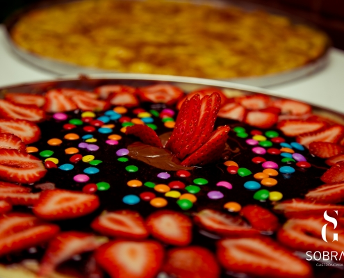 Pizza Doce - Sobral Gastronomia