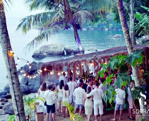 Casamento em Ilha Grande - Sobral Gastronomia
