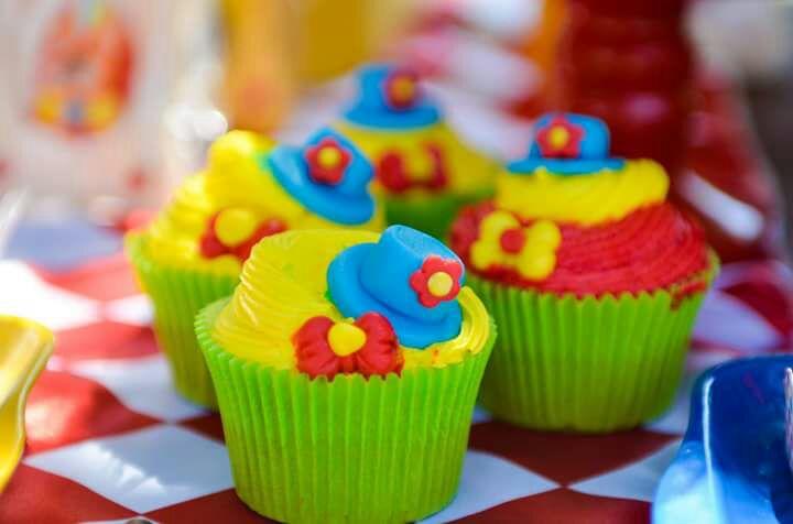 Buffet Infantil - Tema Patati Patatá Docinhos - Sobral Gastronomia