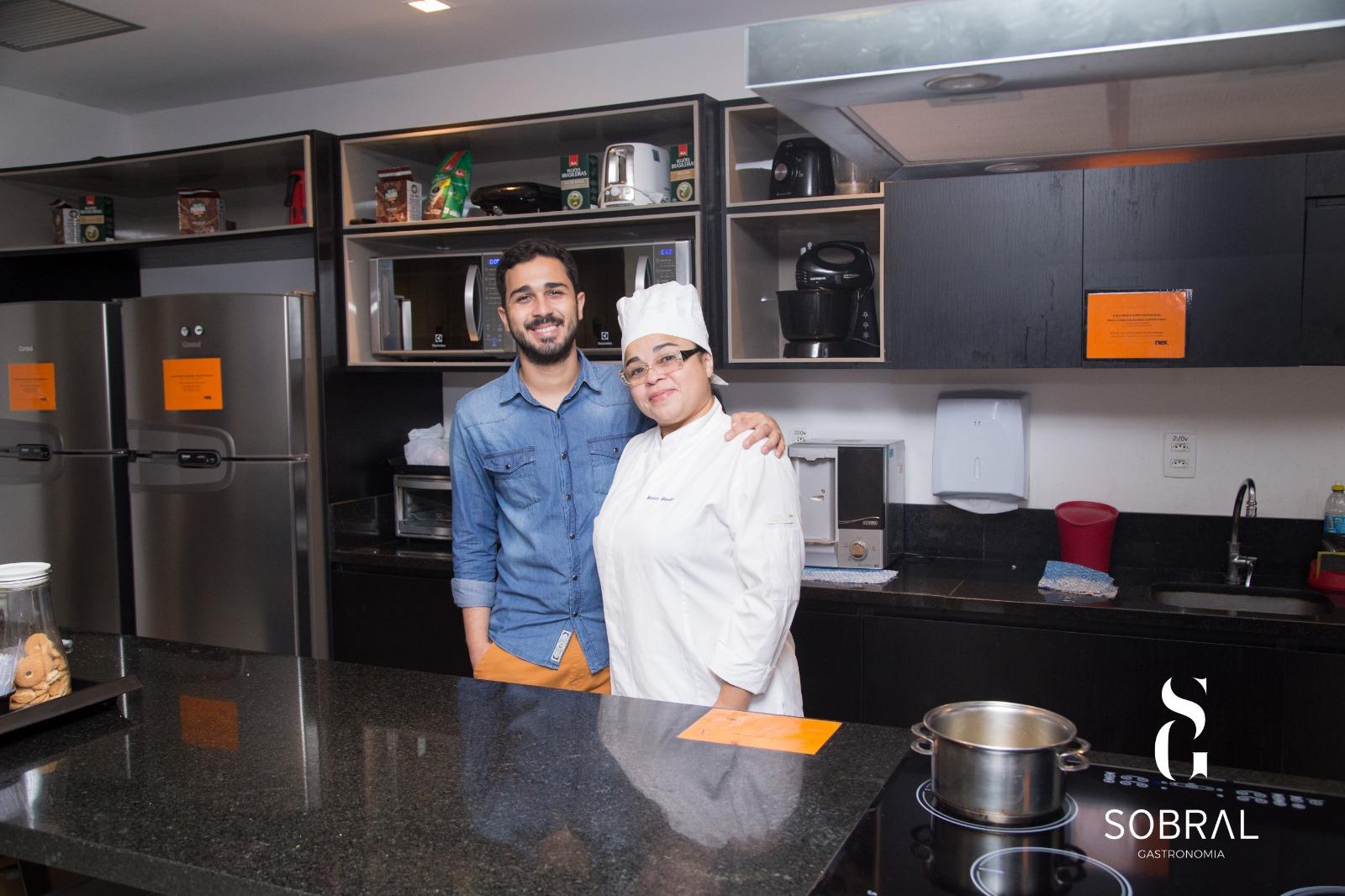 Adriano Sobral e Marcia Mendes - Sobral Gastronomia