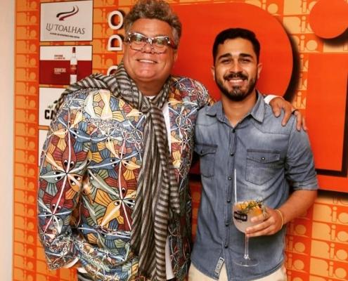 Milton Cunha e Adriano Sobral - Sobral Gastronomia